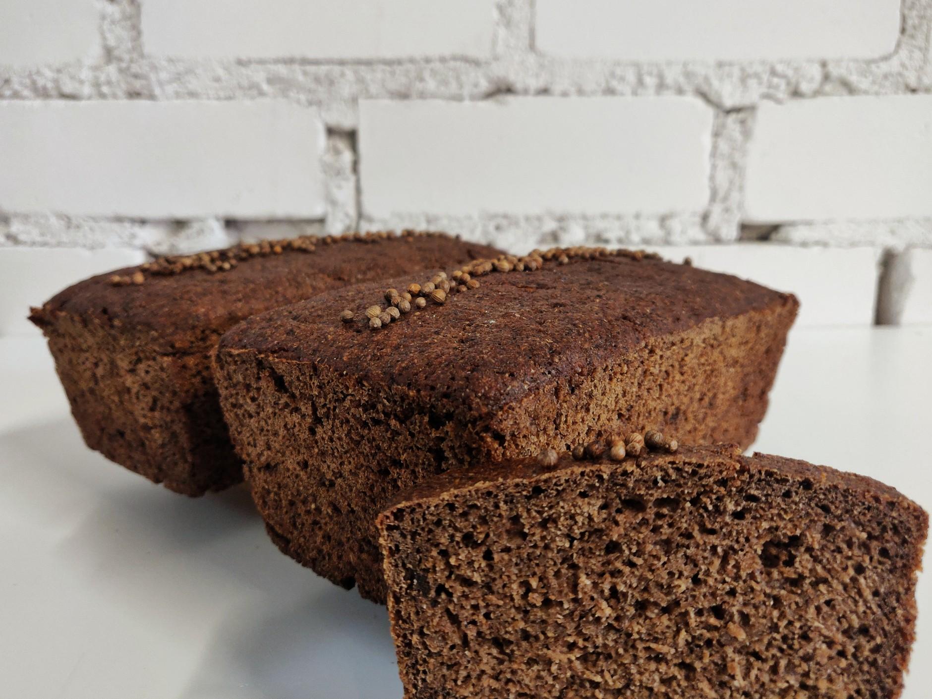 Borodino rugine duona