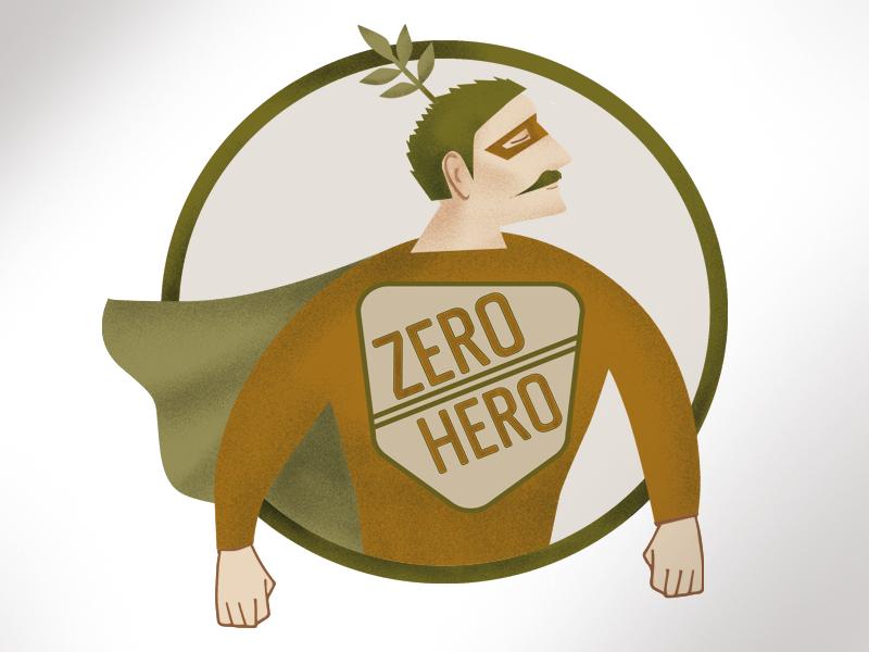 ZERO HERO LOGO